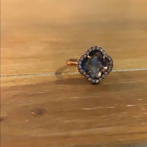 Jewelry - Set of rose gold rings! (Costume jewelry)